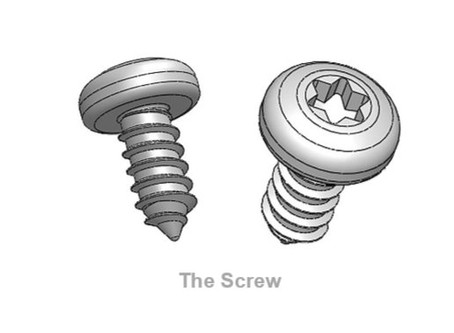 Selecting the right screw for your build