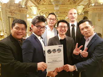 Kian Soon Joins The Regional Leadership Conference in Budapest