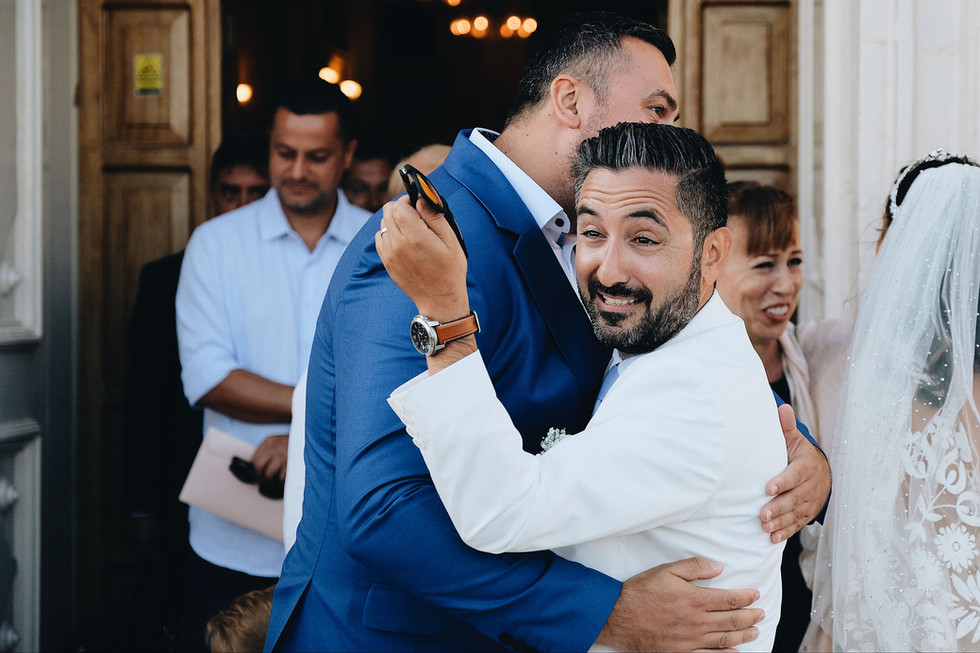 Destination Wedding Photographer Malta