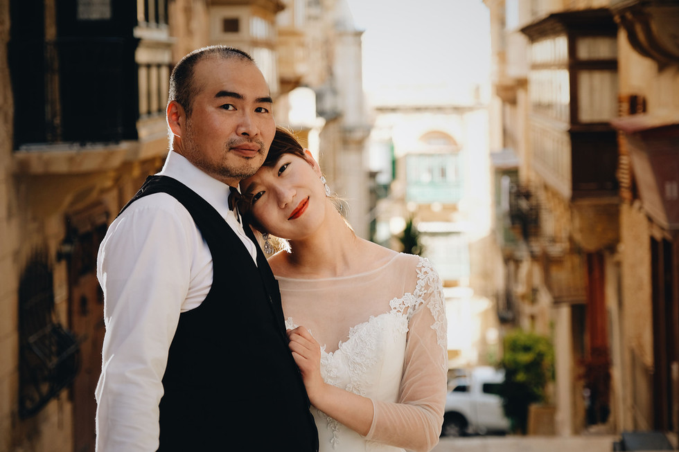 Wedding Photographer Gozo