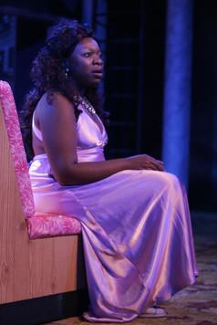 """Mfoniso Udofia as """"Helen of Troy"""""""