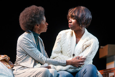 Jenny Jules and Adepero Oduye in Her Portmanteau