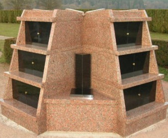 Columbarium Prisme. Tarifs sur demande.