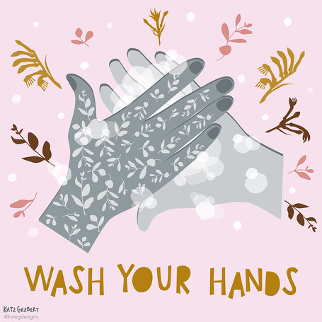 Wash-Your-Hands-Editorial-Illustration-S