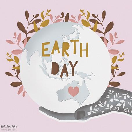 Earth-Day-Editorial-Illustration-Sydney-