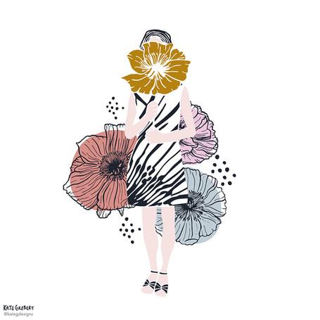 Fashion-Illustration-Self-Portrait-Kate-