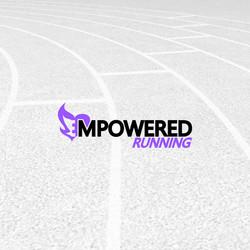 empowered-running-logo-design-servant-productions