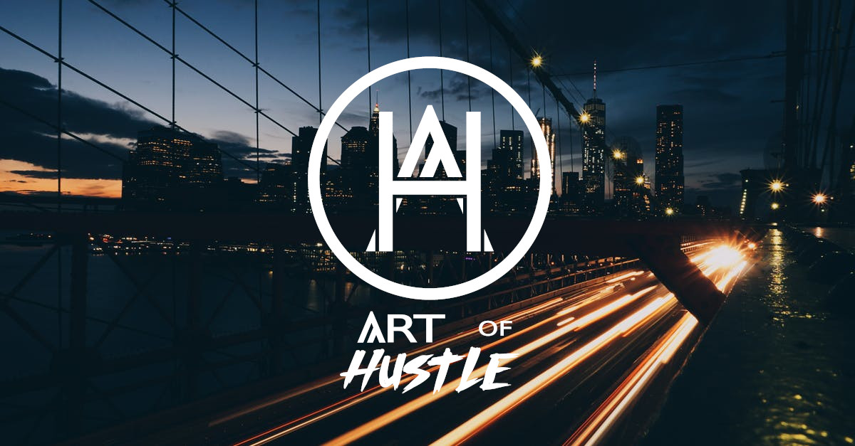 Art Of Hustle Logo Concept 2 Graphic