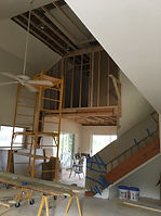 Framing, Addition, Rough Carpentry of a Remodeling Project by Curtis Allen Designs
