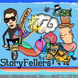 Storyfellers Ep. 40
