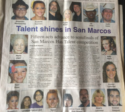 San Marcos Daily Record