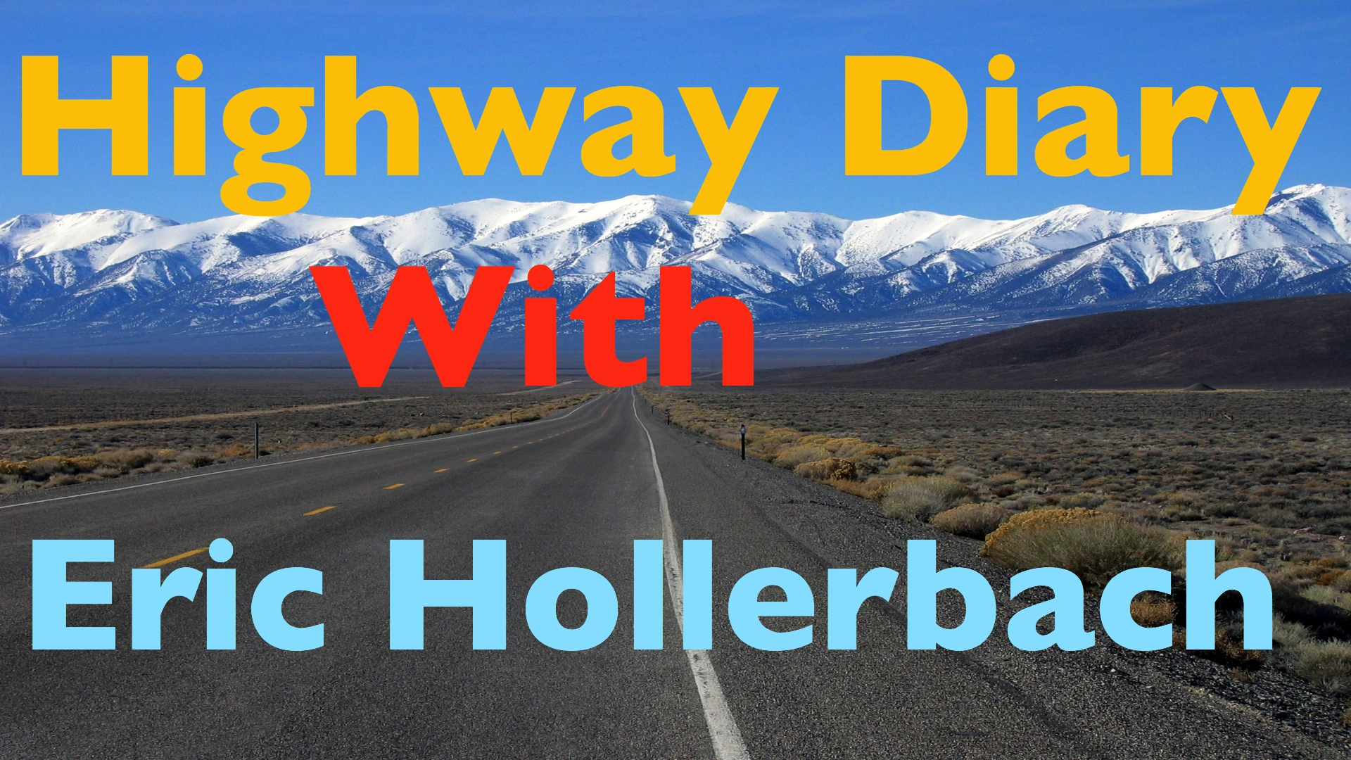 Highway Diary Ep 140