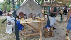 Clayton Dillon Encampment 1