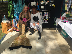 Shelley Opearls Mermaid and a Pirate