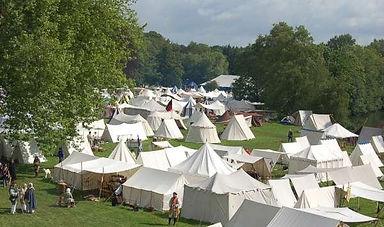 Historia Mundi kampement