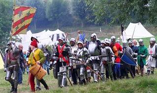 15e eeuwse strijdkrachten