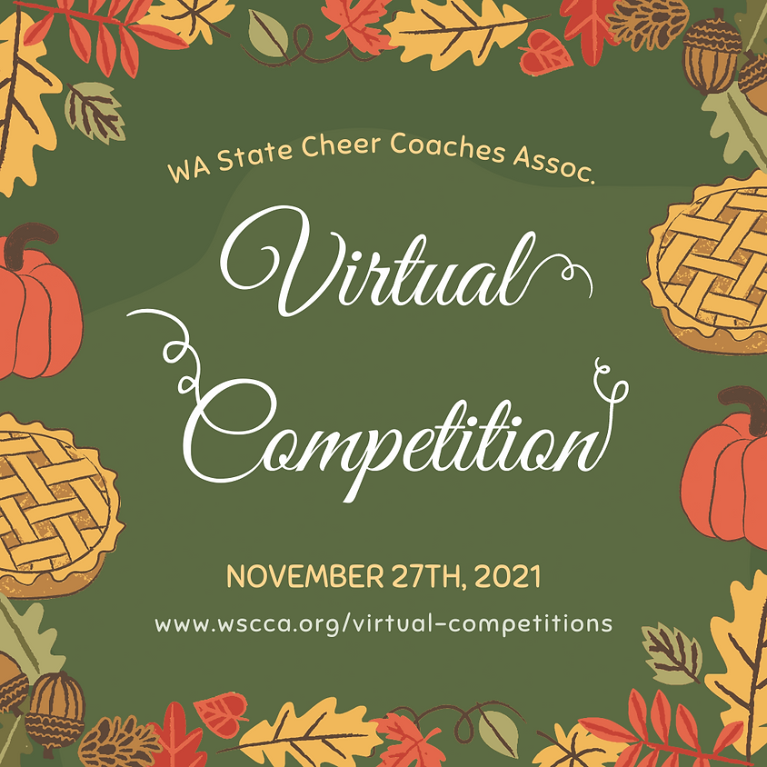November 2021 WSCCA Virtual Competition