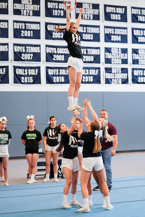 All-State WSCCA Member Price - Stunt Group
