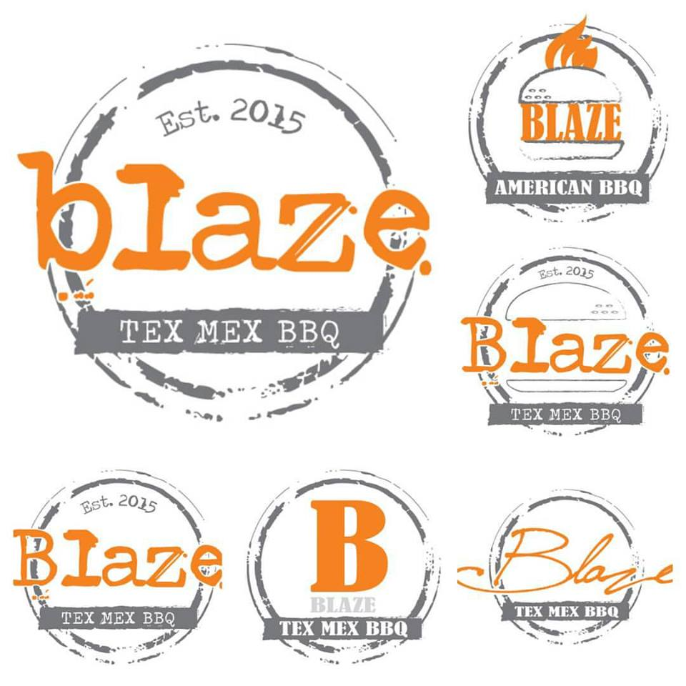 logo design for blaze restaurant.jpg