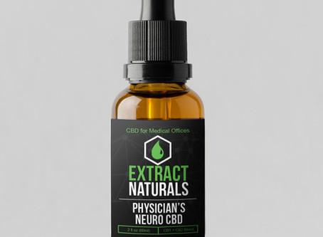 Physicians Neuro Blend | CB1 Oil Blend for Your CB1 Neurological Receptors