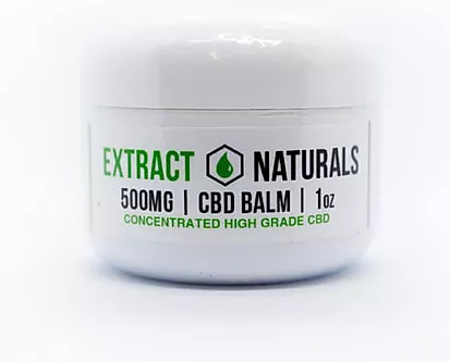 CBD Balm With or Without THC: You Decide
