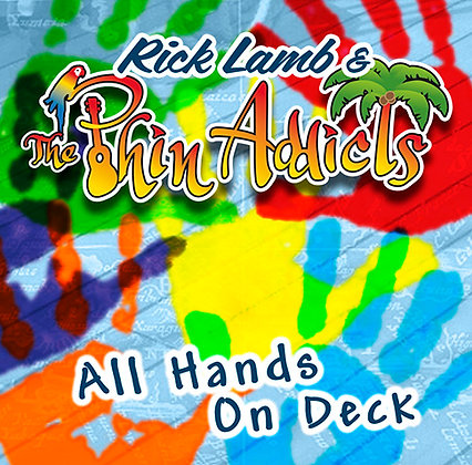 ALL HANDS ON DECK CD