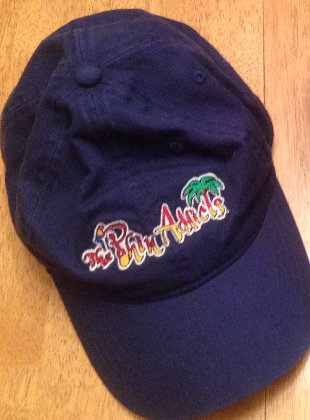 PHIN ADDICT EMBROIDERED BALL CAP