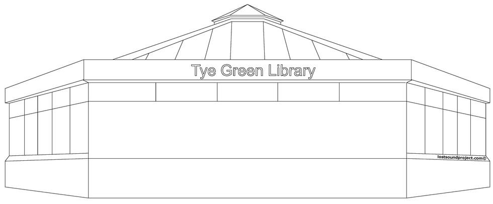 Tye green