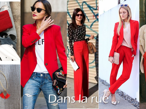 # Tendance N°06 - RED POWER