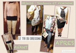TRI DE DRESSING