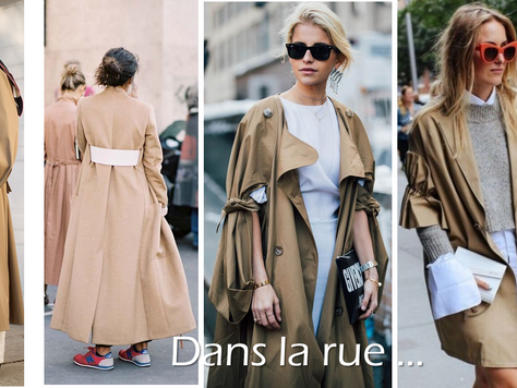 # Tendance N°8 - Happy Trench
