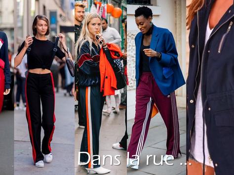 # Tendance N°05 - Le sportswear multi-facettes