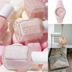 En mode recherche de style 🙆 Pastel party 😍_#auriege #douceur #essie #psychéconsulting #conseilima