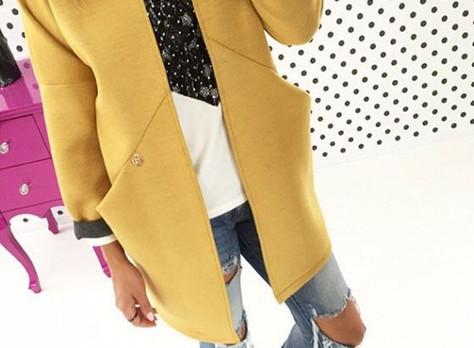 Yellow & Trendy