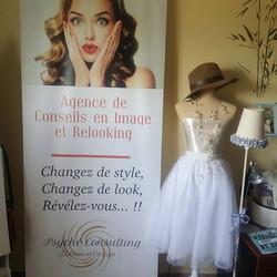 Nouveau visuel #psychéconsulting #conseilimage #tenue #mode