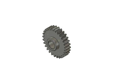 Шестерни для автомоделей TRAXXAS Revo/Output gears, forward - reverse