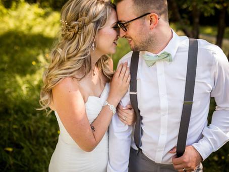 MATT + LISA WEDDING DAY {ESTATE 248 WEDDING VENUE}