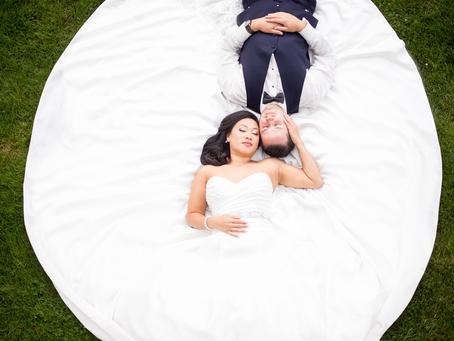 JORDAN + DAVINA {BURNABY WEDDING PHOTOGRAPHER}