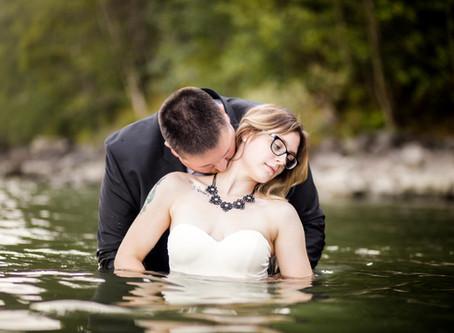 BRITTANY + MIKE {ALOUETTE LAKE WEDDING} MAPLE RIDGE PHOTOGRAPHER