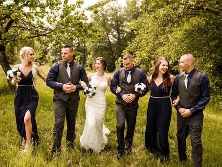 Elisha + Mike {Semiahmoo Fish And Game Club Wedding}
