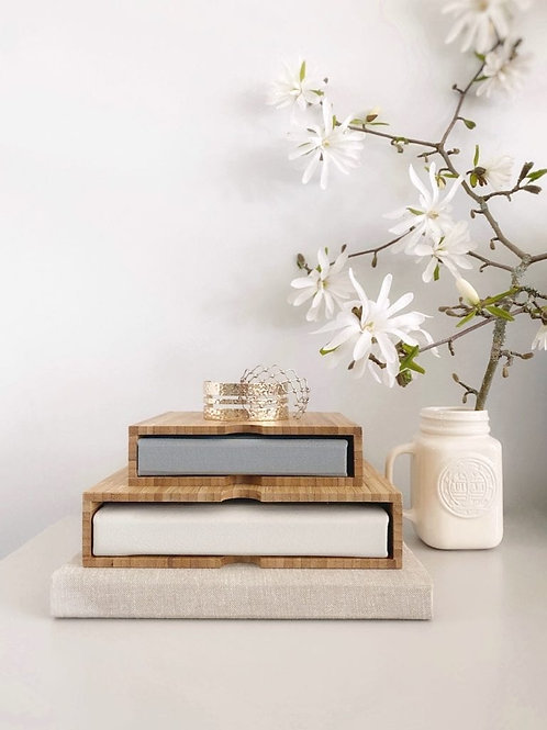Bamboo Display Box