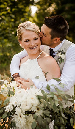 Large Summer Wedding bouquet