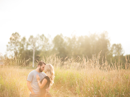 LAURA + ANDREW ENGAGEMENT {MAPLE RIDGE PHOTOGRAPHER}