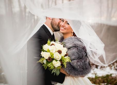 GORGEOUS WINTER WEDDING {MAPLE RIDGE WEDDING PHOTOGRAPHER} LEXY & LUCAS