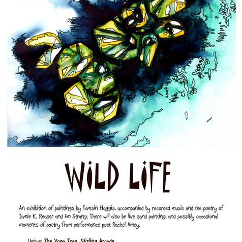 Wild Life Poster 2013
