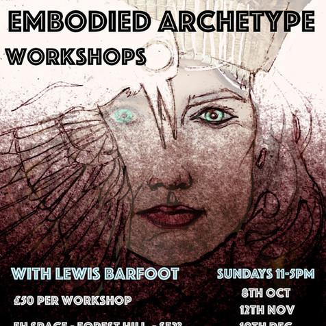 Lewis Barfoot workshop 2017