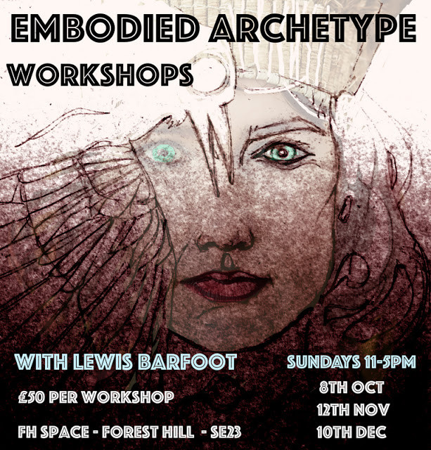 Lewis Barfoot workshop 2017