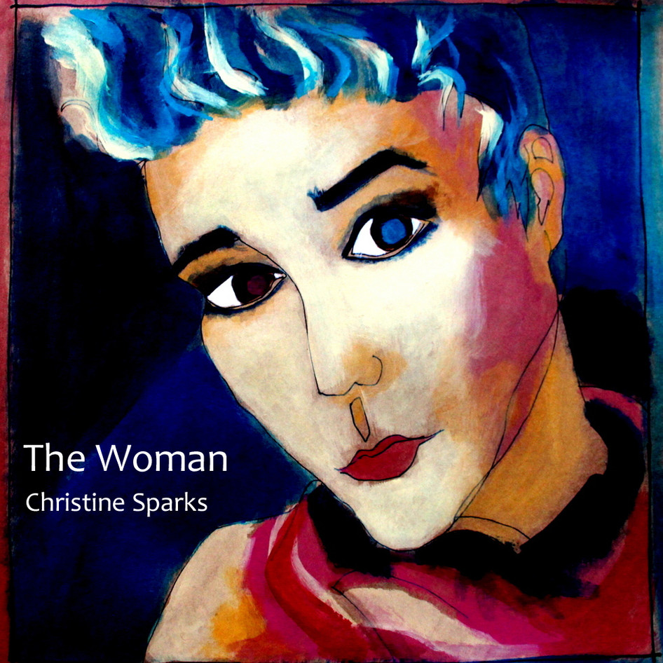 Christine Sparks CD cover