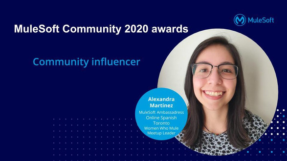 The best of 2020: MuleSoft Community Awards