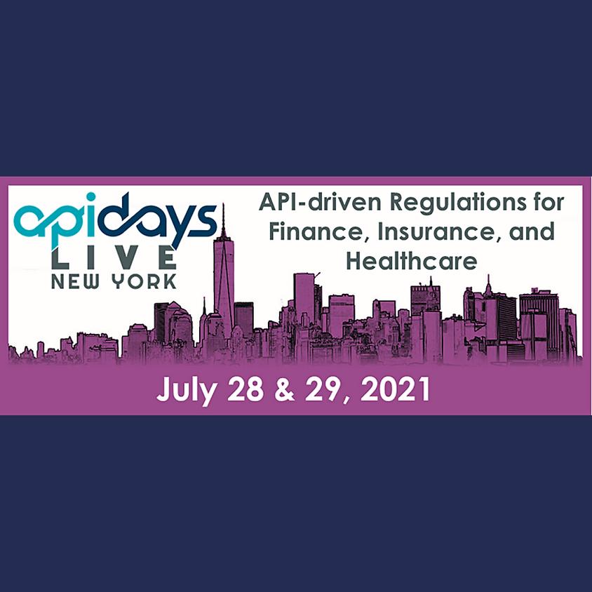 apidays LIVE NEW YORK 2021